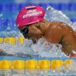 Всероссийская федерация плавания отвергла обвинения газеты The Times