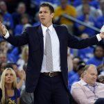 Люк Уолтон назначен основным тренером клуба НБА «Лос-Анджелес Лейкерс»