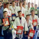 Тульские рукопашники завоевали 15 наград главенства ЦФО