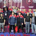 Украинская сборная— лучшая вевропейских странах вженской борьбе