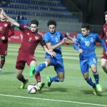 Молодежная сборная РФ сыграла вничью сАзербайджаном
