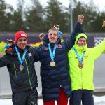 Сборная РФ заняла 3-е место вмедальном зачёте юношеской Олимпиады
