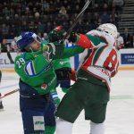 УфимскийХК «Салават Юлаев» одержал победу над «АкБарсом»