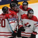 Канадцы разгромили сборную Беларуси