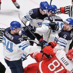 Российская Федерация иФинляндия сегодня встретятся вполуфиналеЧМ похоккею в столицеРФ