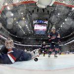 Сборная Канады одолела в заключительном матче чемпионата мира похоккею