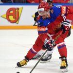 Сборная Российской Федерации похоккею вышла вполуфинал чемпионата мира