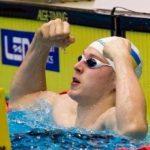 Украинский пловец установил рекорд чемпионатов Европы