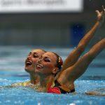 Украинки получили первую медаль начемпионате Европы посинхронному плаванию