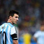 Месси получил травму спины впроцессе матча сГондурасом