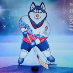 В столицеРФ сегодня четырьмя матчами открывается 80-й чемпионат мира похоккею