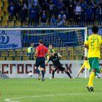 «Кубань» выиграла у«Динамо» 1:0 иушла иззоны вылета