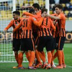 Матч «Шахтер»— «Динамо» Киев завершился потасовкой