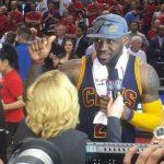 «Кливленд» стал первым финалистом плей-офф НБА