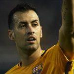 Бускетс согласовал новый договор с«Барселоной»
