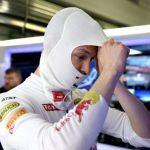 Даниил Квят стартует восьмым вгонке Гран-при РФ «Формулы-1»