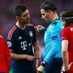 Англичане рассудят финал Лиги чемпионов