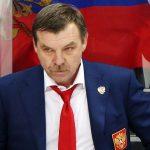 Олег Знарок: «Швейцарцы играли жёстко игрязно, Дацюку выбили зуб»
