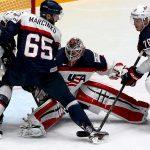 Сборная США похоккею уступила команде Словакии