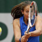 Дарья Касаткина вышла втретий круг Открытого чемпионата Франции потеннису
