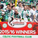 «Селтик» стал пятикратным чемпионом Шотландии пофутболу