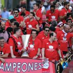 Севилья снова выиграла Лигу Европы, Коноплянка остался взапасе