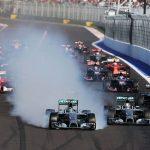 Владимир Путин 1мая посетит Гран-при РФ «Формулы-1» вСочи