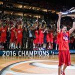 ЦСКА одержал победу финал баскетбольной Евролиги 2016