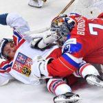 Сборная РФ похоккею всухую проиграла чехам встартовом матчеЧМ