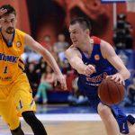 Баскетболисты ЦСКА обыграли «Химки» вполуфинале плей-офф