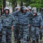 Спортсмены подрались начемпионате РФ повольной борьбе