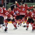 Сборная Канады выиграла чемпионат мира похоккею