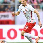 Павел Вшолек из-за травмы не несомненно поможет сборной Польши наЕвро
