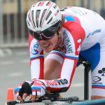Закарин упал исломал ключицу на19-м этапе «Джиро»