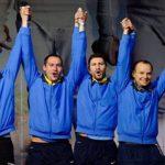 Украинские шпажисты завоевали золото встолице франции