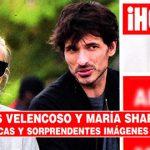 СМИ проинформировали оромане Марии Шараповой ииспанского манекенщика