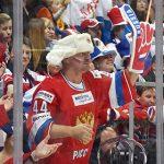 Посещаемость матчейЧМ похоккею в РФ стала худшей с2007 года