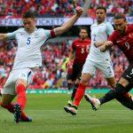 Сборная Турции пофутболу впервый раз вистории забила англичанам