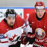 Канадцы разгромили сборную Беларуссии наЧМ похоккею
