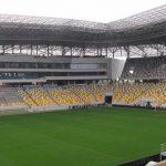 Порошенко попросил ФИФА снять дисквалификацию с«Арены Львов»