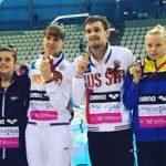 Россиянки завоевали награды чемпионата Европы посинхронному плаванию