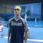 Крымчанин принес Украине «серебро» чемпионата Европы поплаванию