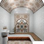Устройство турецкого хаммама в квартире: ключевые особенности процедуры